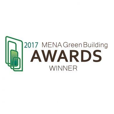 2017 MENA Green Building Award